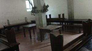 S.Egidio refettorio