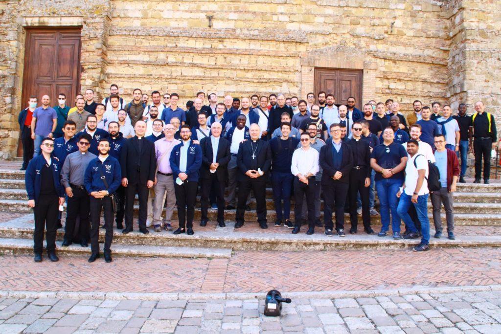 Incontro con i seminari della Toscana a Montepulciano